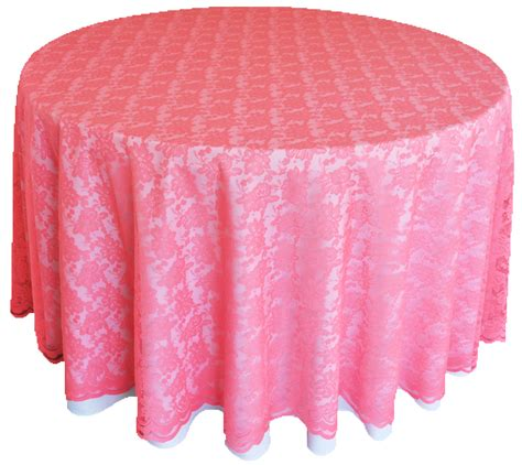 round lace table overlays coral lace table overlays linens toppers round