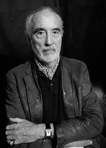 Christopher Lee: Celebrities React to Christopher Lee's ...