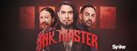 Ink Master TV show on Spike TV: season 8