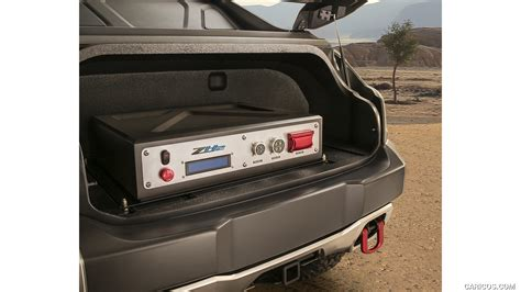 2018 Chevrolet Colorado Zh2 Fuel Cell Ev Concept Detail