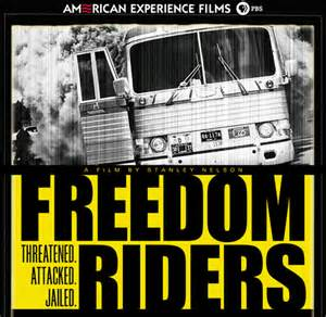 "Image result for ""Freedom Riders,"" began a bus trip through the South"