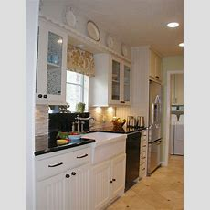 Remodel Galley Kitchen Design Ideas  1968 Galley Kitchen