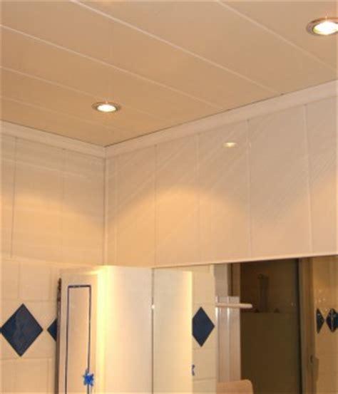 plafond en lambris de pvc prix moyen et technique de pose