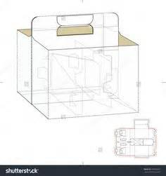 pack carrier template  auto bottom packaging