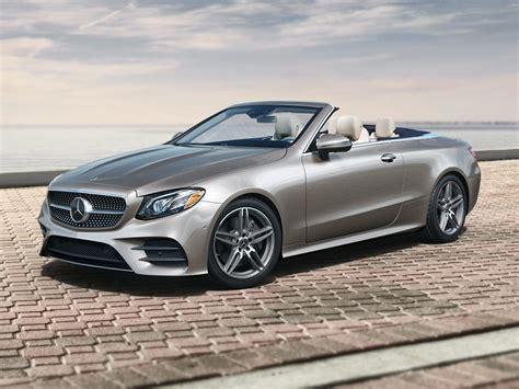New 2018 Mercedesbenz Eclass  Price, Photos, Reviews
