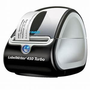Dymo labelwriter 450 turbo thermal label printer s0838860 for Dymo labelwriter 450 turbo labels
