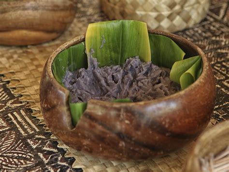 cuisine island poi hawaii 39 s recipe for revitalizing island culture wunc