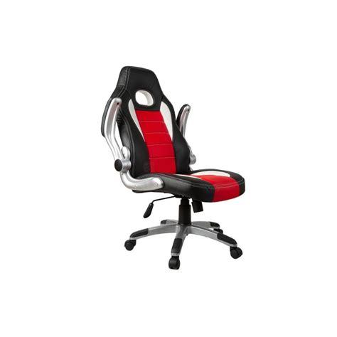 fauteuil de bureau sport racing fauteuil de bureau sport racing et noir