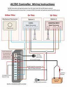 Ac  Dc Controller Wiring Instructions