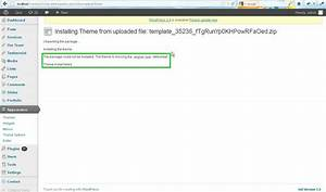 Wordpress how to get rid of 39stylesheet is missing39 error for Wordpress theme template is missing