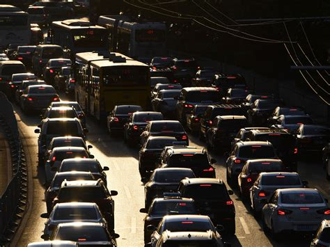 Math Says You're Driving Wrong And It's Slowing Us All