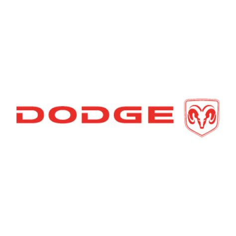 dodge logo transparent new dodge logo vector