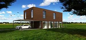 Cubic Haus Preise : modernes fertighaus typenhaus cubic mit flachdach vom architekten geplant pichler haus ~ Sanjose-hotels-ca.com Haus und Dekorationen
