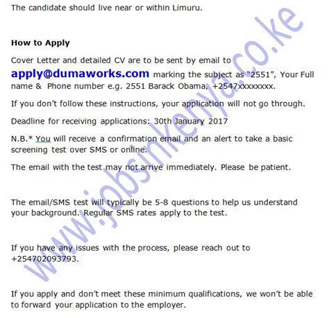 invoice clerk in limuru kenya in kenya co ke