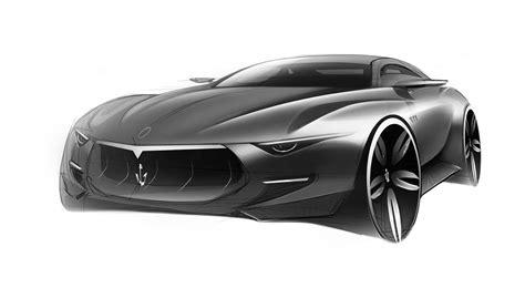 Car Design Concepts : Maserati Alfieri Concept