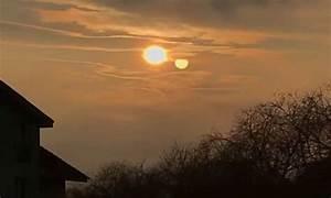 """Planet X / Nibiru: Phenomenon """"Second Sun"""" Appears Twice ..."""