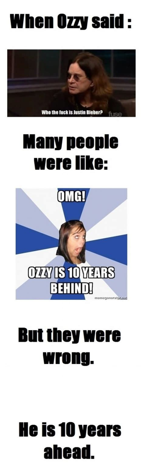 Best funny music quotes selected by thousands of our users! ozzy osbourne funny | Music quotes funny, Funny quotes ...