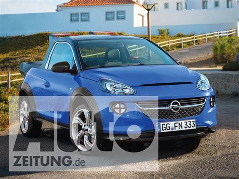 Opel Neuheiten Neue Modelle by Opel Neuheiten Bis 2020 Autozeitung De