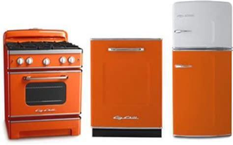 orange kitchen appliances decorate with orange how about orange