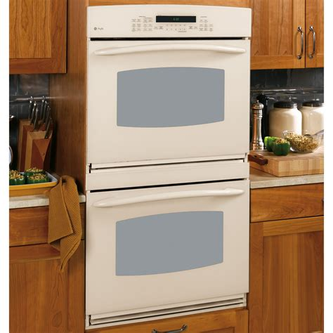 ge profile electric double wall oven   pt sears