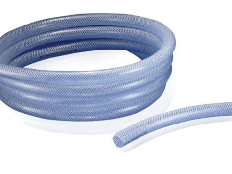 Pvc Braided Chemical Hose Pipe At Rs 11 /meter