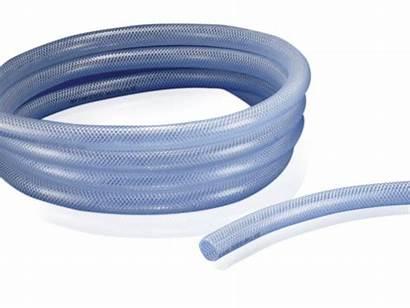 Hose Pvc Braided Transparent Air Chemical Pipe
