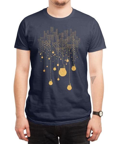 t shirts design cool mens 12 t shirt designs on threadless