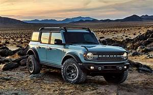 Ford Bronco Wildtrak 4-door 2021 | SUV Drive
