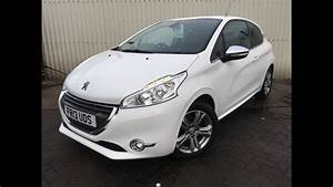 2013 13 Peugeot 208 1 2 Vti Allure 3dr In White