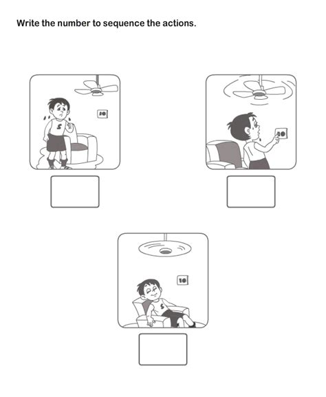 picture sequence worksheet 16 esl efl worksheets