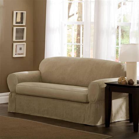 2 cushion sofa slipcover 27 photos 2 sofa covers sofa ideas 3815
