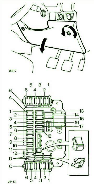 Land Rover Tdi Fuse Box Diagram Circuit Wiring Diagrams