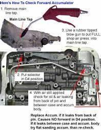 Diagram  4l60e Transmission Diagram