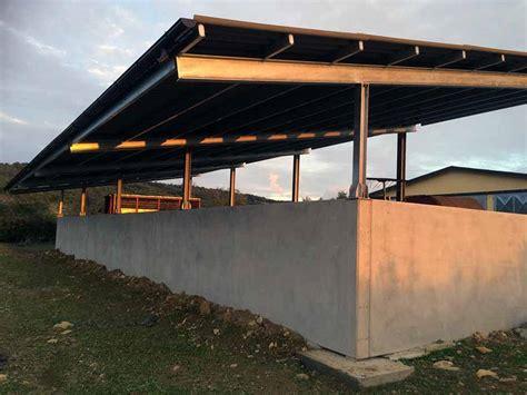 capannoni in metallo prefabbricati in cemento costruzione prefabbricati