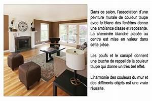 deco salon prune et blanc With beautiful quelle couleur pour un salon 5 quelle sol pour ma cuisine