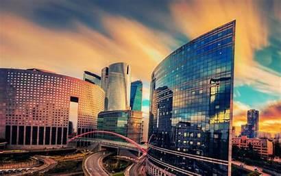 Financial Buildings District Paris Tags