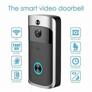 Wifi Security Doorbell