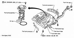 Fuel Pumps Not Gettin Power On My 1991 Nissan Nx