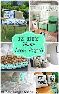 Frugal Crafty Home Blog Hop #38 - A Blossoming Life