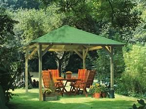 Pavillon Holz 4x4 : gartenpavillon mit festem dach gartenpavillon metall mit festem dach 07 50 51 egenis pavillon ~ Whattoseeinmadrid.com Haus und Dekorationen
