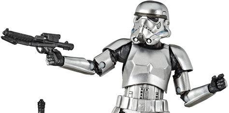 New Star Wars Black Series Carbonized Stormtrooper Figure ...