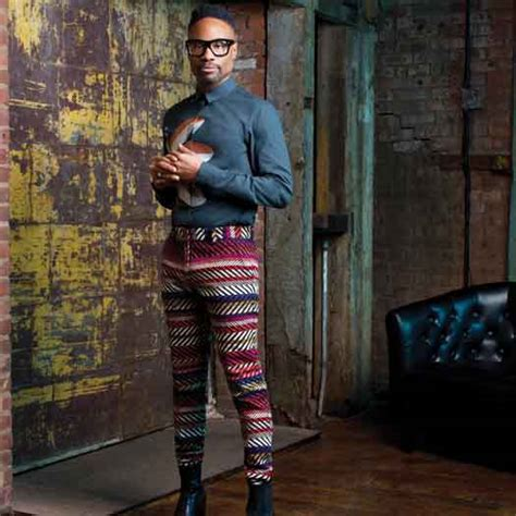 Billy Porter Full Bloom Out Jersey