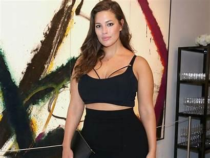 Ashley Graham Plus Models Sports Lingerie Illustrated