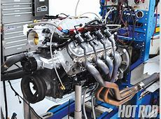 The Ultimate Chevrolet LS Cylinder Head Test Stock LS1