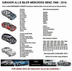 Mercedes Epc  U0026 Wis Asra 201     U2013 Dba Dk  U2013 K U00f8b Og Salg Af