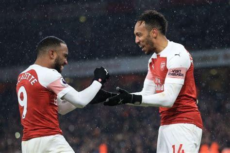 Arsenal news: Pierre-Emerick Aubameyang tells Unai Emery ...