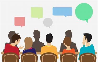 Discussion Senior Library Organizes Discussions