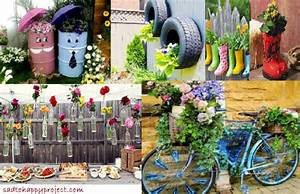 Idée Bricolage Déco : idee bricolage deco jardin original ideeco ~ Premium-room.com Idées de Décoration