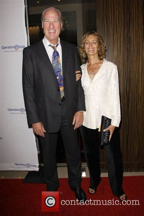 craig t nelson and robin mccarthy craig t nelson the 8th annual operation smile gala held