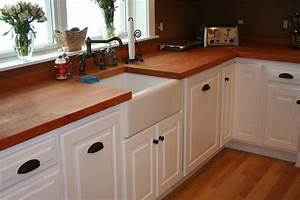 Wood kitchen countertops by grothouse for Wood kitchen countertops